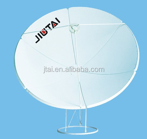 C band outdoor dish antenna 180cm