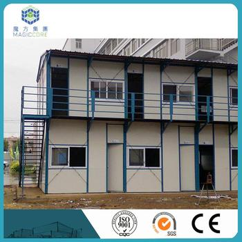 Delightful Custom Service Refugee Camp Tent Low Cost House Construction Material