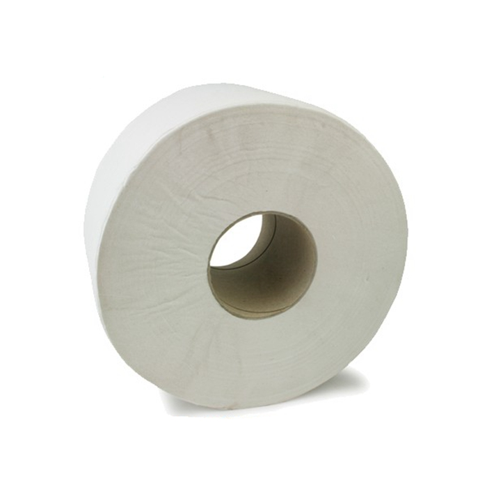 Restaurant Hotel Supplies Disposable Hand Towel Jumbo Roll Paper Towel 80Gsm Roll Paper
