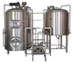 Mini brewery equipment micro beer brewing system