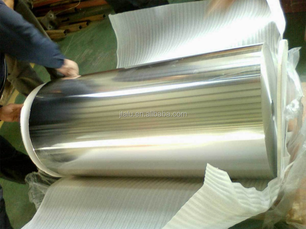 China Manufacturer Self Adhesive Aluminum Foil Sheet