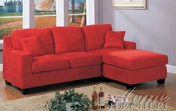 Stupendous Pas Cher Petit Sofa Sectionnel Microfibre Rouge Buy Petit Canape Sectionnel Pas Cher Microfibre Rouge Product On Alibaba Com Interior Design Ideas Gentotryabchikinfo