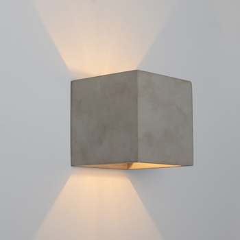 big sale 347a1 e5b9e Majeax Indoor Magic Cube Simple Style Popular Hot Sale Cement Surface  Mounting G9 Led Wall Sconce Lamps For Hotel Living Room - Buy Wall  Sconce,Cement ...