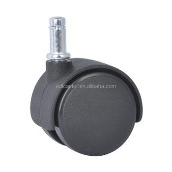 Amazing Furniture Caster Wheels 40mm 20Kg Nylon Wheels Castors Stem Ring Swivel  Rotation Rolle Casters Wheels For