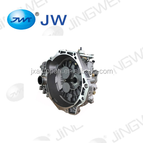Small differential gearbox JW5F16 series 5 speed transmission manual gearbox