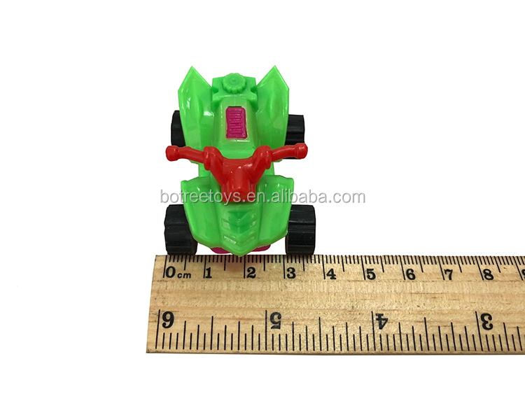 Beach Motorcycle Car Models Plastic Toy for Kids Surprise Egg