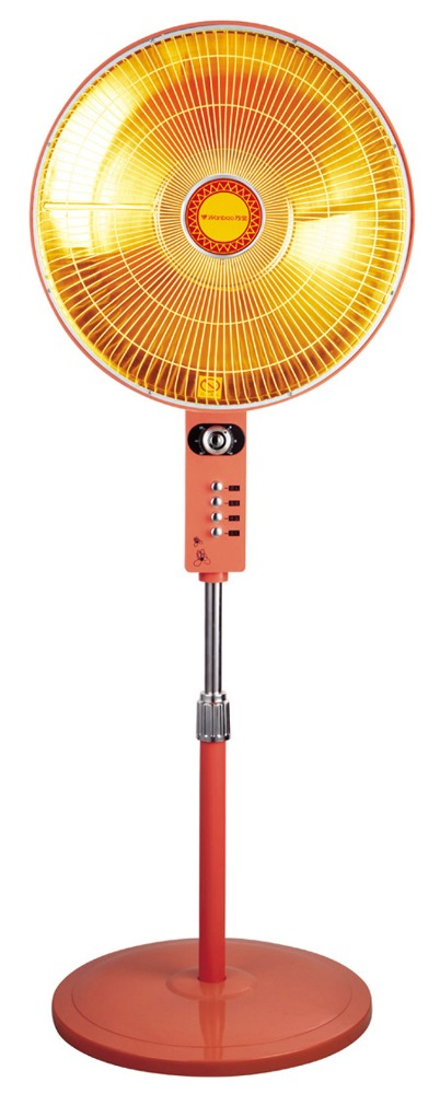 Cheap safety and new design1400W carbon heater for home