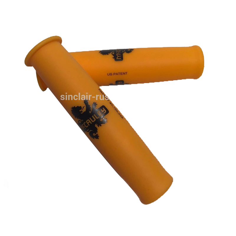 High demand export products Customized Rubber Silicone plastic handle grips