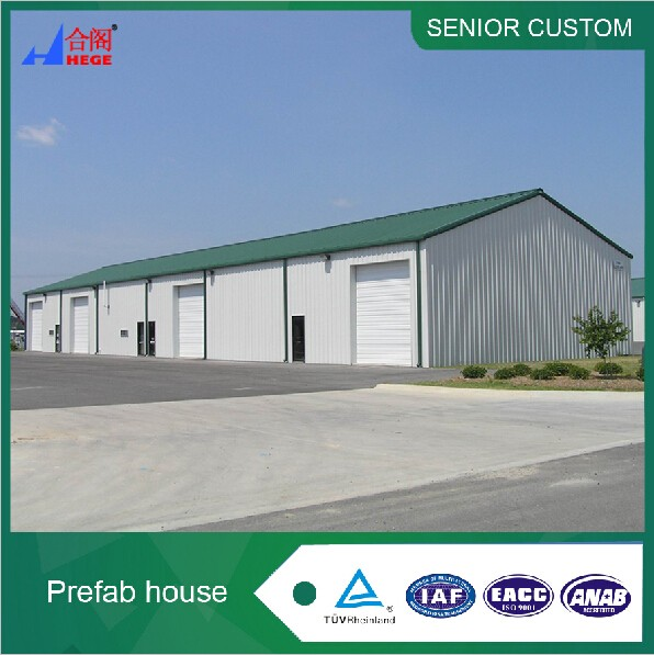 Made in China Prefabricated houses are cheap and fast to install small house for the fight room