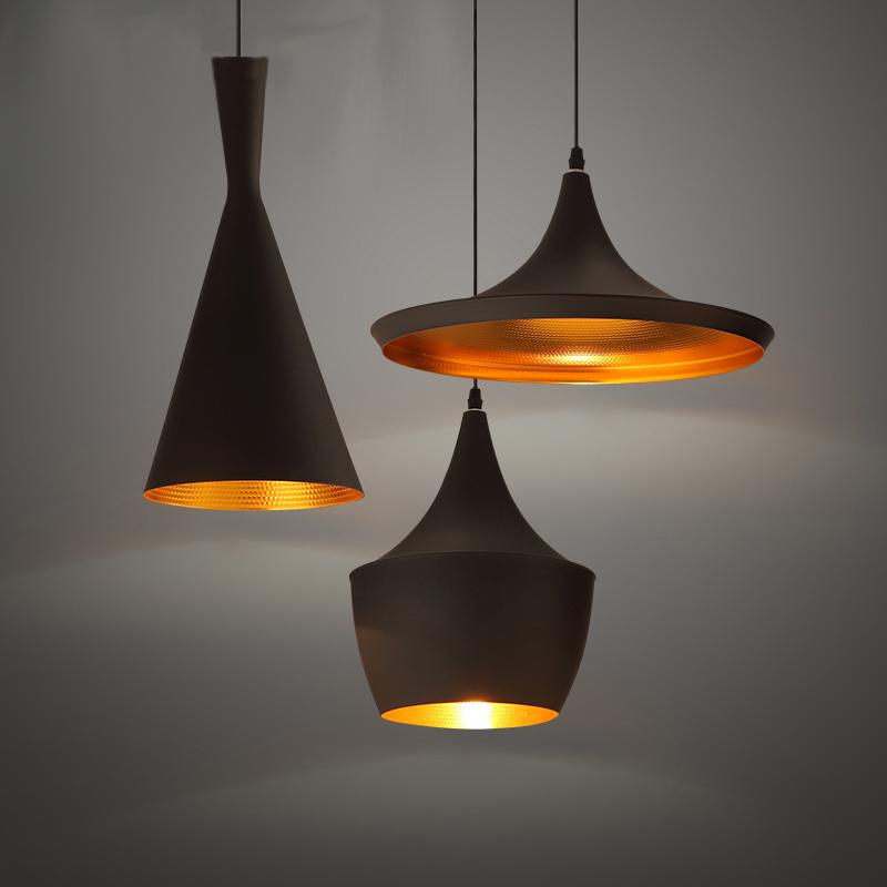 3pcs set modern led pendant light vintage pendant lamp e27 base edison bulb home lighting. Black Bedroom Furniture Sets. Home Design Ideas