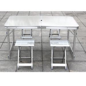 Small Portable Folding Table Folding Camp Table Outdoor Folding Table Set