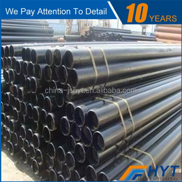 black seamless steel pipe for hydraulic pipe,gb3087 seamless steel pipe,steel pipe gb