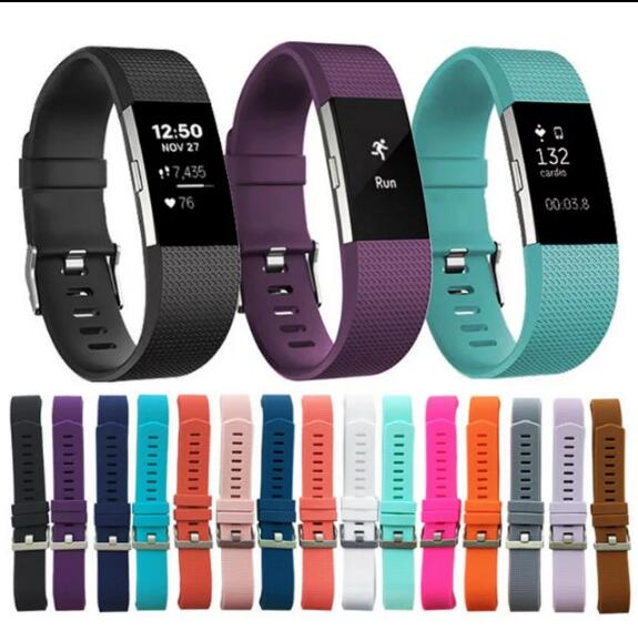 2017 brg new smart Wrist Band for Fitbit charge 2 Replacement strap