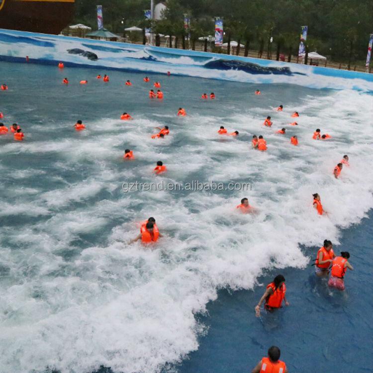 M Quina De Piscina De Ondas Para Slides De Divers Es Parque Aqu Tico Com Fibra De Vidro