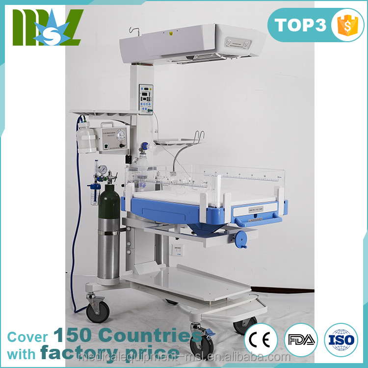 Hot Sale China hospital baby equipment infant radiant warmer/ infant care infant incubator