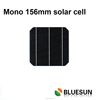 A grade max power hot seller 4.5w monocrystalline 156mm mono solar cell