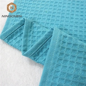 car cleaning/wash 80 polyester 20 polyamide USA Micro fiber Cloth Manufacturers Car Wash Nano Fiber Cleaning Magic Clay Waffle