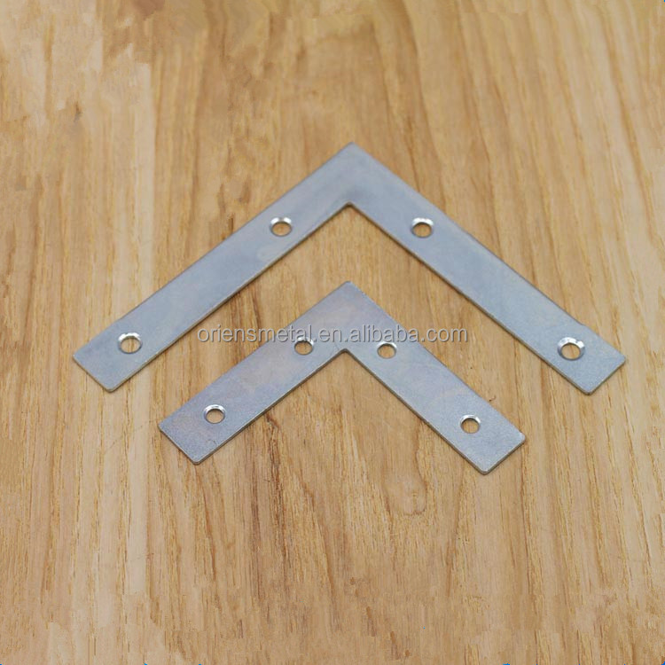 Adhesive galvanized construction angle bracket shelf L bracket