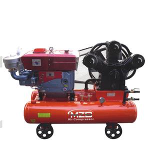 Manufacturer price high power gasoline engine driven air compressor