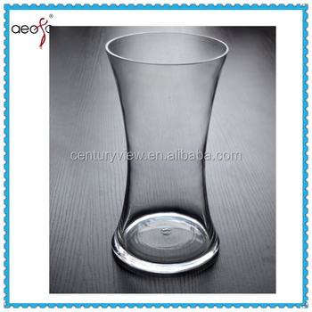 Large Round Clear Glass Vase For Flower Arrangements Wholesale Buy