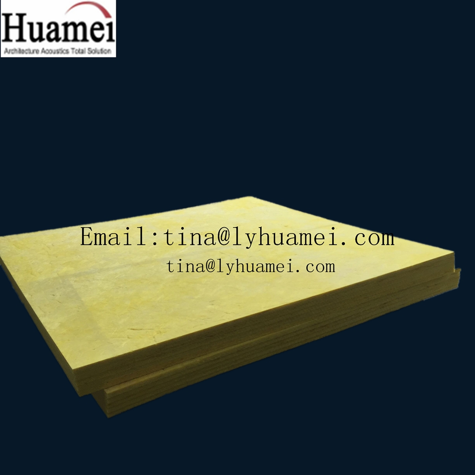 Noise Resistance And Sound fiberglass ceiling tiles Absorption <strong>Panel</strong> With Good Quality And Best Price