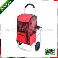 new style shopping trolley large cities new york