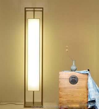 Square Led Floor Lights Led Floor Lamp Office Modern Office Reading Light