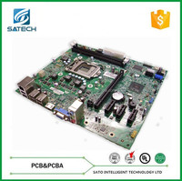 One-stop PCB Assembly Supplier for XBox One Bare Gamepad PCB Circuit Board, Game Machine Controller Board PCB