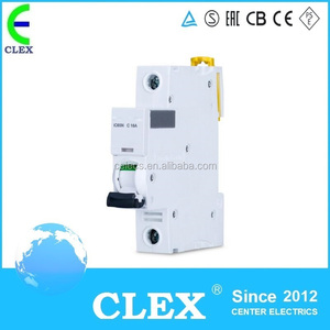 Competitive price IC65N mini circuit breaker 1P 2A mcb