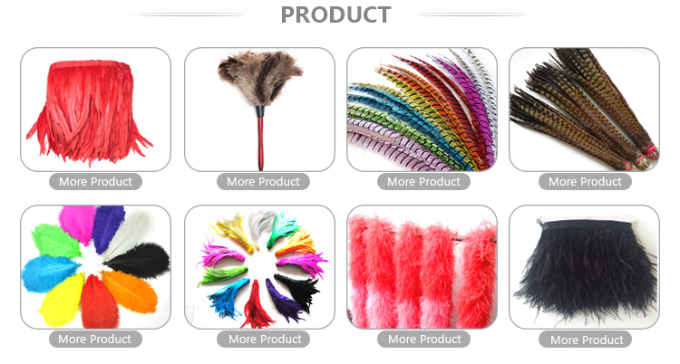 wholesale 10-15cm colour feather fabric lace fluffy ostrich feather fringe trim