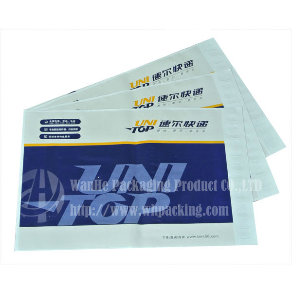 Blue color poly mailers envelopes china cheap bag for mailing