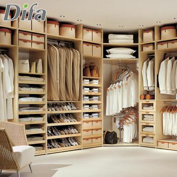 Custom latest design walk in closet storage systems walk in wardrobe planner