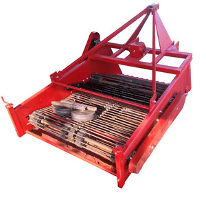 Sell herb harvesters, stone pickers Pick up the stone machine