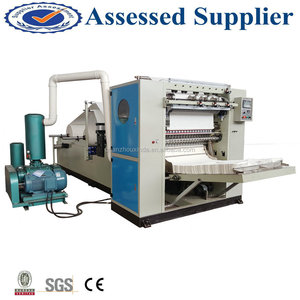 Drawing kitchen towel paper folding machine factory sale equipment