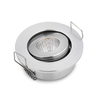 Best quality 12V 24V 3W CE ROHS mini spotlight COB GU5.3 MR16 GU10 LED Spotlight