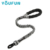New Design Customizable Sturdy Safety High Elastic Stretchable Explosion-proof Large Dog Nylon Dog Leash