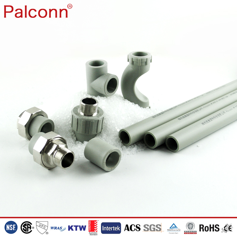 Palconn hot water supply system PPR pipe and fittings