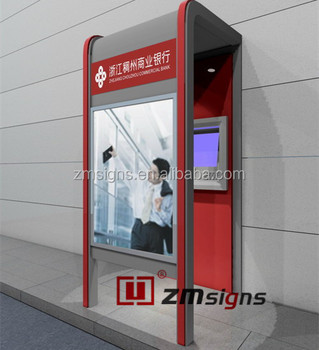 ZMSIGNS Metal ATM Machine shield & Zmsigns Metal Atm Machine Shield - Buy Metal Atm ShieldAtm ...