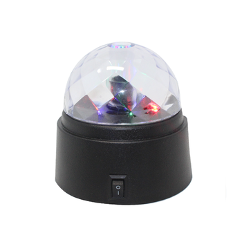 3 Led Prisma Disco Projector Ball Color Changing Party Light Led Warning Disco Ball Light Led Disco Stage Light Buy Disco Ball Light 4 5v Led Disco