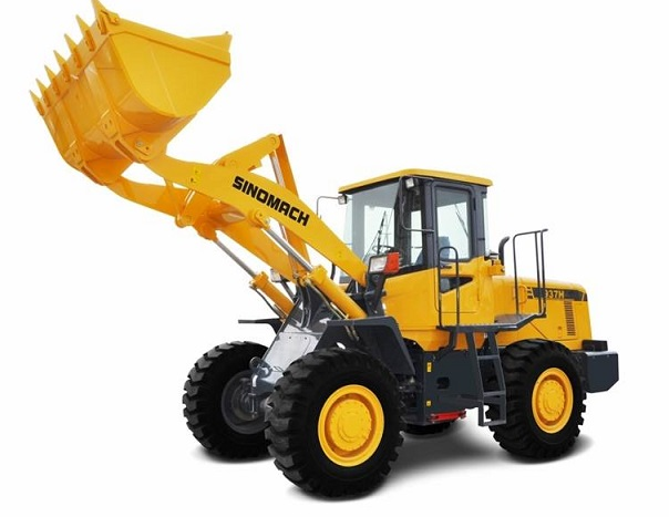 China 3 ton Front Wheel Loader 937H