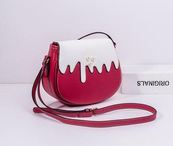 China Supplier Majue Designer Stylish Handbags Female Bag Pearl Accessories Hot S Party Fashion Casual Tote