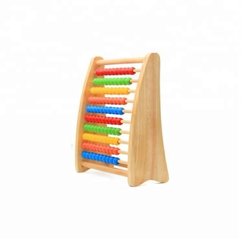 2016 Top Kids wooden abacus,wooden frame counter kids abacus toys,wooden calculator toys