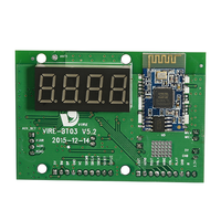 Audio recorder player board with usb sd fm mp3