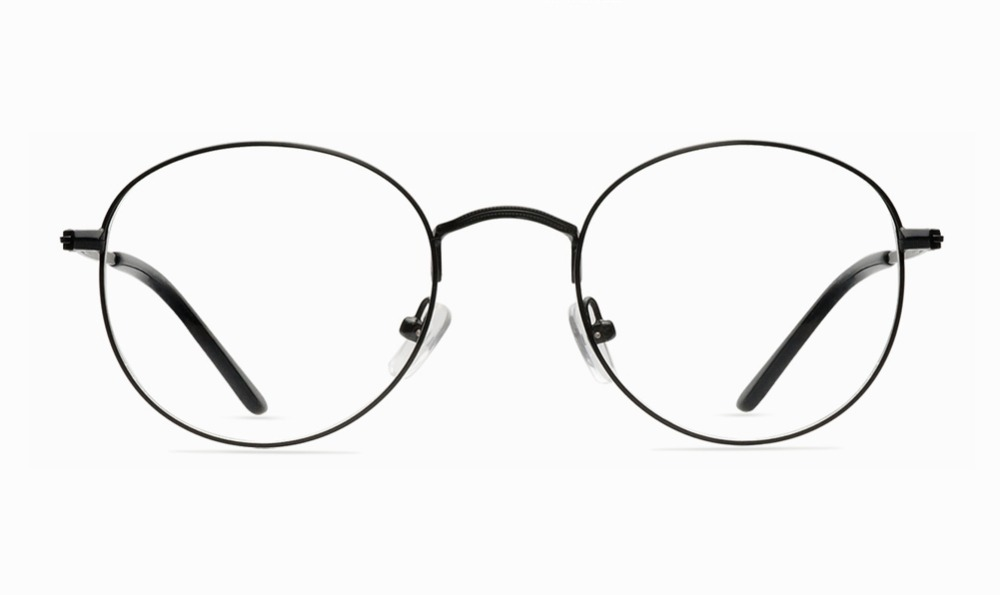 Eyeglasses Round Metal Frame Eyeglasses - Buy Metal Frame Eyeglasses ...