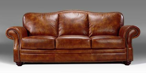 Traditional Style Leather Sofa - Buy Leather Sofa Product on Alibaba.com