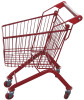 RH-SC03 Children Supermarket Metal Cart Kids Shopping Trolley