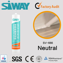 Heat resistant silicone sealant, silicone sealant general purpose, waterproof sealant for plastic