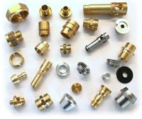 Machinist Turned Parts