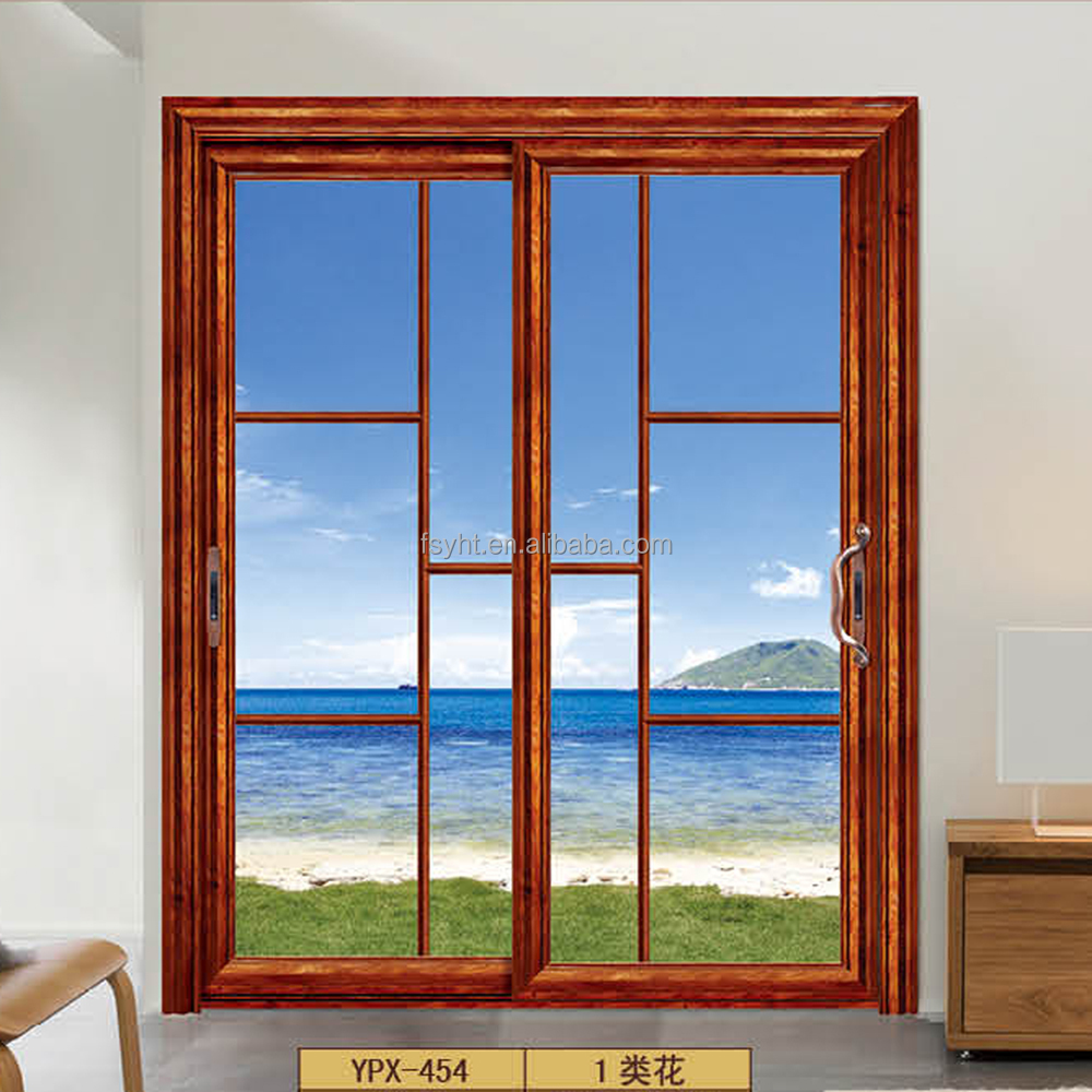 China Supplier Low Price Aluminum Windows And Doors