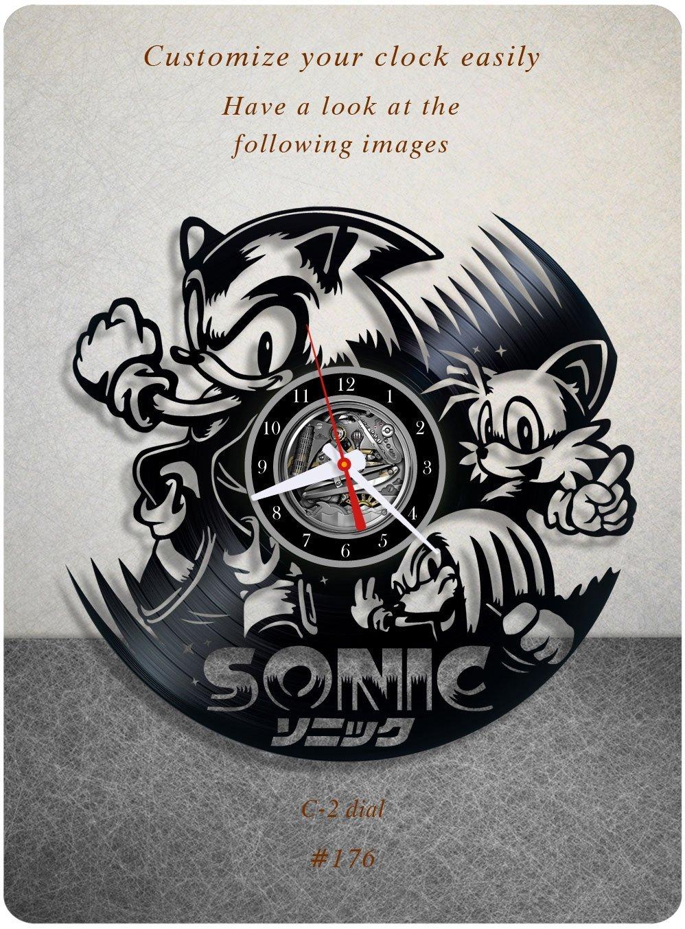 Buy Junsi Sonic The Hedgehog Full Body Shell Vinyl Decal Skin Sticker For Nintendo New 3ds In Cheap Price On M Alibaba Com